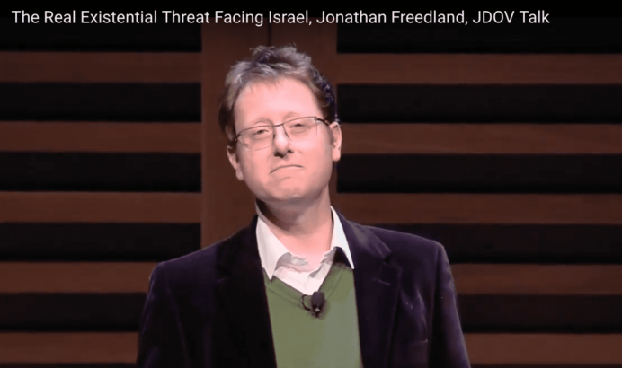 How Jonathan Freedland & the Guardian covered for Israel