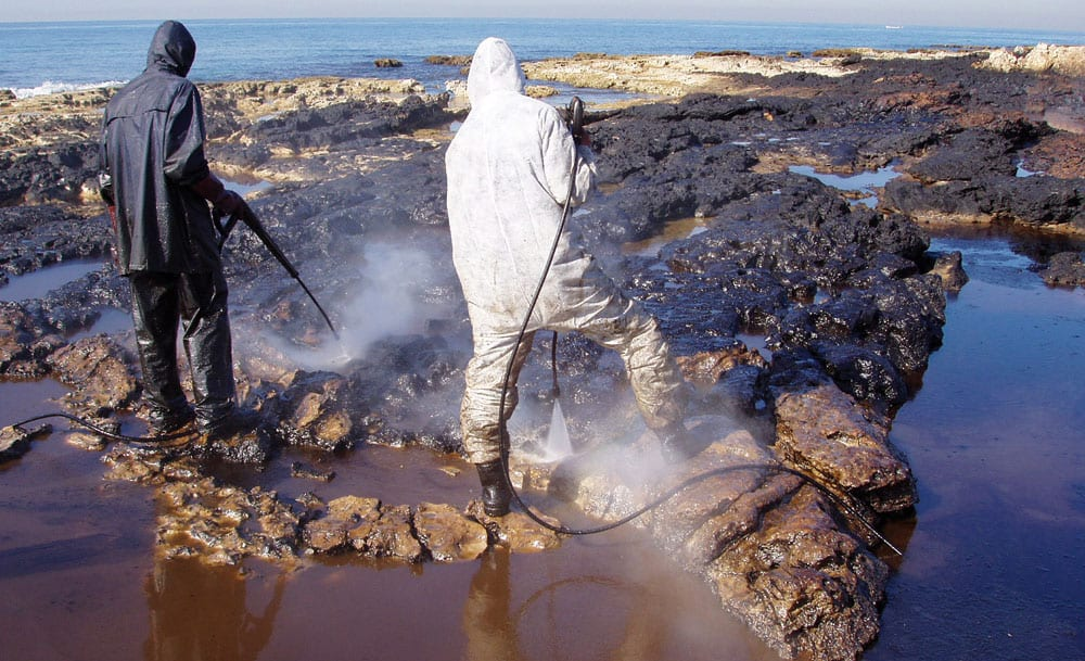 Little to no environmental oversight, and criminal penalties for documenting toxic spills have left much of Israel severely contaminated