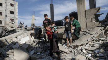 Israel-Gaza deaths: 293 Gazans & 6 Israelis killed in past year