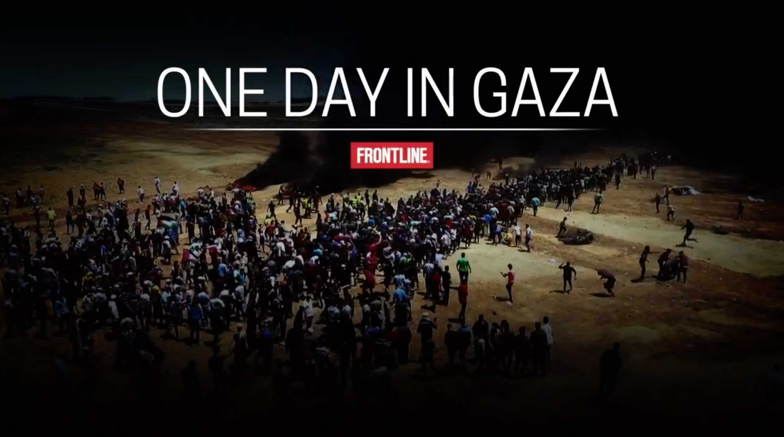 Image result for one day in gaza documentary