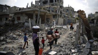 Blinken reveals how Obama & Biden helped Israel's 2014 Gaza massacre