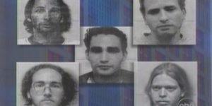 5 Dancing Israelis arrested on 9-11-01