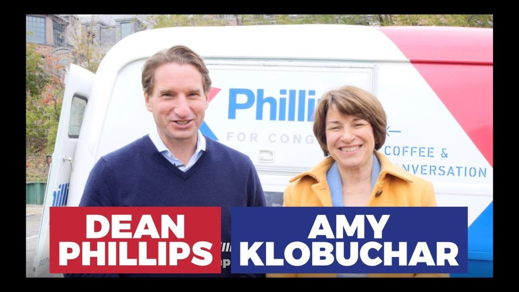 Phillips-Klobuchar ad