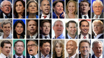 Democratic candidates on Israel/Palestine – a guide (updated regularly)