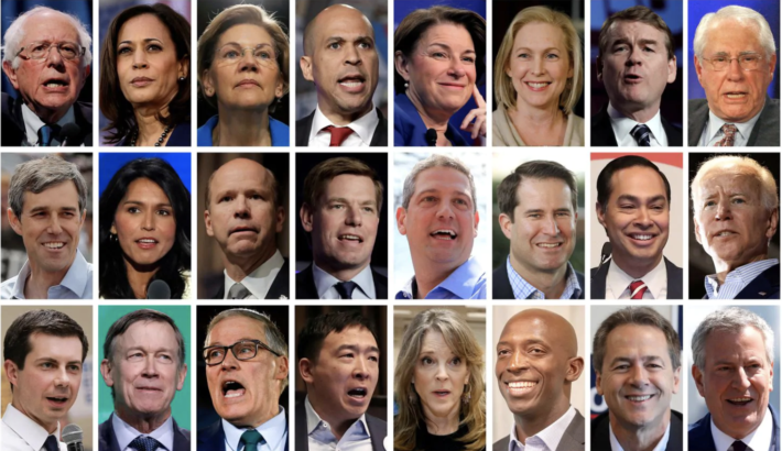 Democratic candidates on Israel/Palestine – a guide