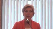 WATCH: Elizabeth Warren supports Israel during its 2014 invasion of Gaza