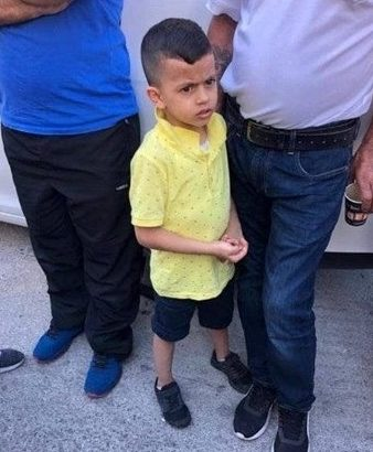 Israeli Authorities Summon 3-Year Old Child for Interrogation