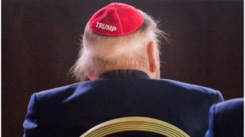Miriam Adelson wishes for the Book of Trump in the Bible