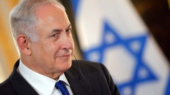 """Netanyahu: Concern for Palestinian Rights Is """"Crazy"""""""
