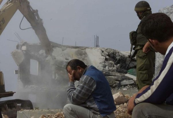 "Israeli High Court: Palestinian homes ""too close to the wall, must be demolished"""
