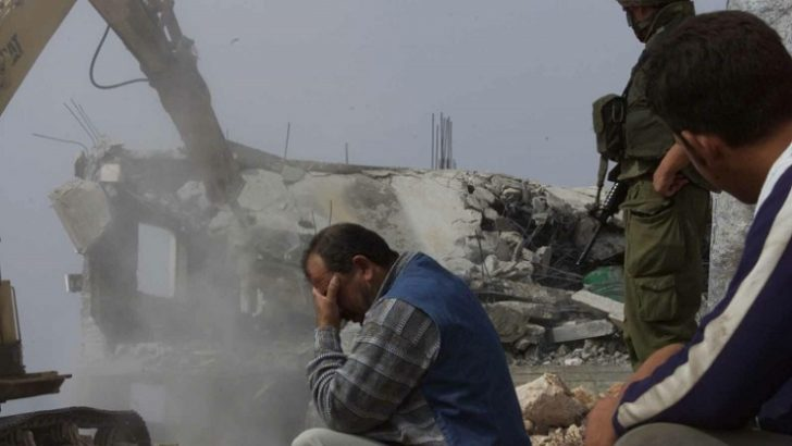 """Israeli High Court: Palestinian homes """"too close to the wall, must be demolished"""""""