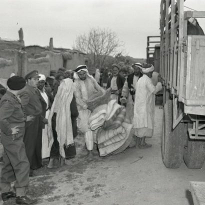 How Israel Systematically Hides Evidence of 1948 Expulsion of Arabs