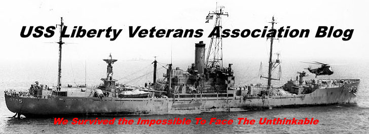 USS Liberty Veterans banned forever from Am Legion Nat'l Convention
