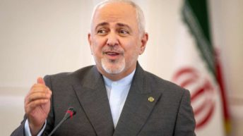 Iran's Zarif drives Trump to insanity