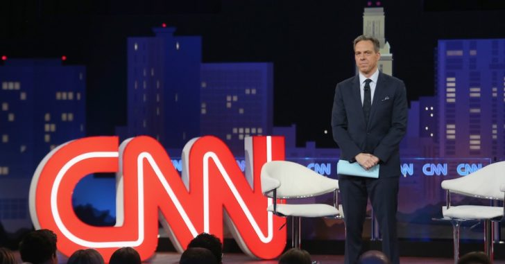CNN's Jake Tapper attacks Palestinians via El Paso shooter