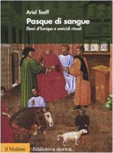 Pasque Di Sangue book, revised edition with new cover image.