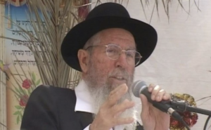 extremist chief rabbi Yisrael Ariel