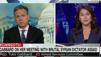 Tulsi Gabbard's 'Road to Damascus' that the media isn't talking about