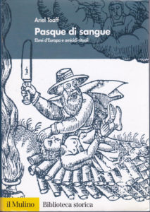 Pasque Di Sangue book cover - first edition
