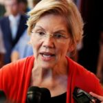 elizabeth warren's position on Palestine has improved
