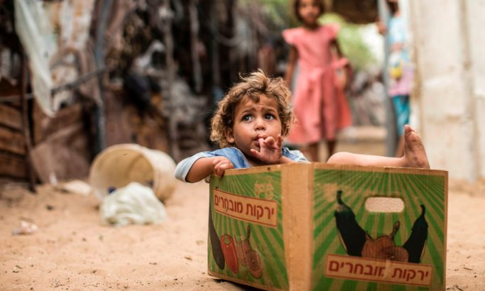 Human rights reports on Israel-Palestine (regularly updated)