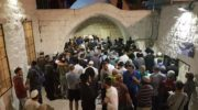 Israeli Violence Continues, Ending September With Abductions, Demolitions, and Raids