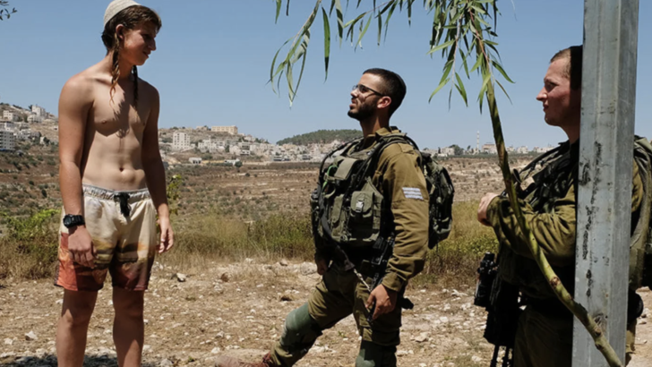 "Gideon Levy: ""Only for Jews"": The West Bank's Apartheid Springs"
