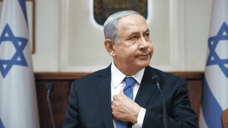Netanyahu's Facebook page suspended over hate speech