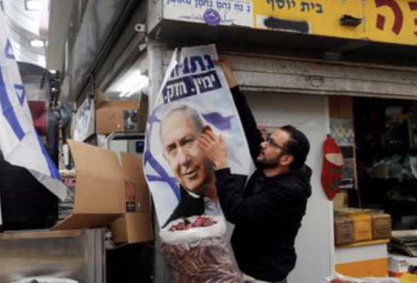 In Tuesday's election, Israelis made it clear: Netanyahu's time is up