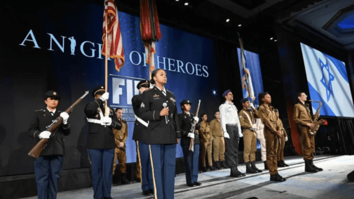 Fundraising gala: does the IDF really need another $37 million?