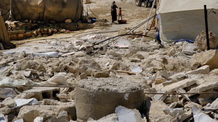Gideon Levy: a Quiet, Cruel Population Transfer in South Hebron Hills