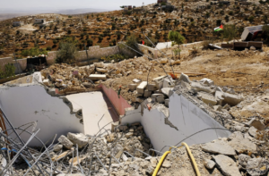 israel home demolition