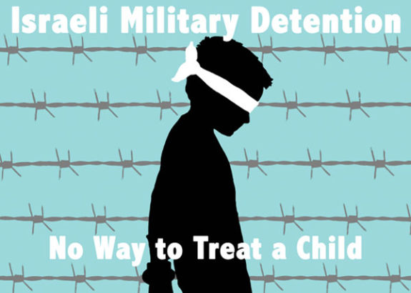 95% of Congress is ok with Israel's torture of Palestinian children
