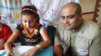 A Palestinian father's call for justice