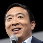 candidate Andrew Yang supports 3.8 billion aid to Israel