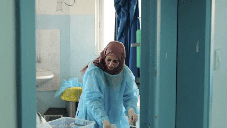 Doctors Without Borders: Treating resistant infections in Gaza