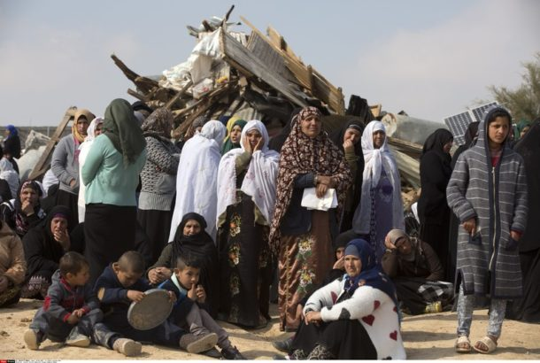 Israel's forced displacement of Bedouins in Naqab desert