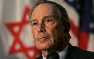 michael bloomberg has close ties with israel