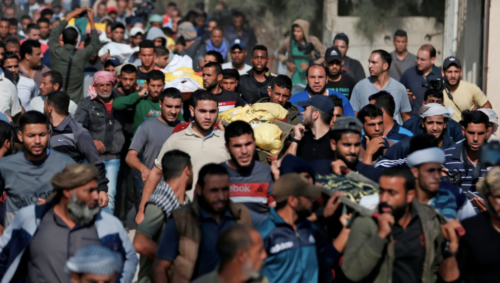 Gideon Levy: Israel's massacre of family is a war crime
