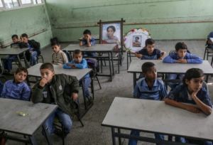 classmates remember children killed by israel
