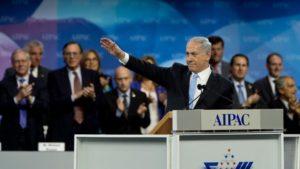netanyahu speaks at aipac event
