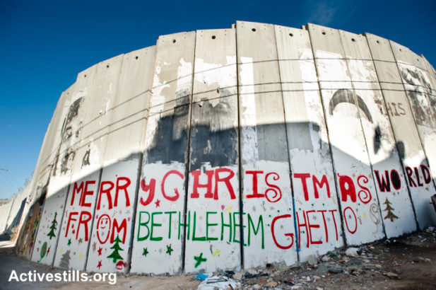 O Little Town of Bethlehem, what has become of thee?