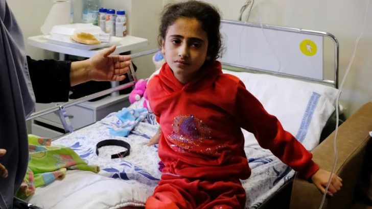 Gazan Girl Fights Cancer Alone at West Bank Hospital – Israel Won't Let Her Parents Join her