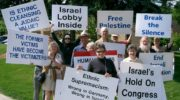 Federal lawsuit filed against Pro-Palestinian human rights vigil