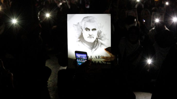 Israel's Fingerprints Are All Over the Assassination of Qasem Soleimani