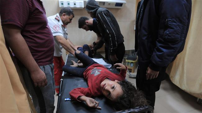 Israel is systematically poisoning one million Palestinian children