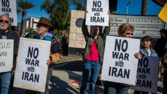 Former intelligence officials: US drone attack on Iran motivated by Israel