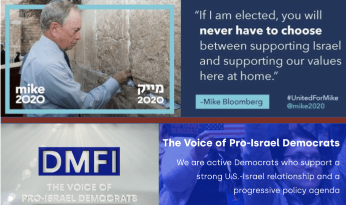 """Progressive Except Palestine"" groups gang up on Bernie Sanders"