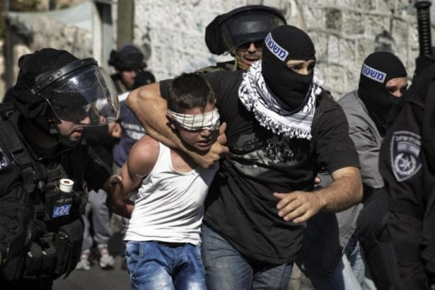 Palestinian child prisoners face further repression and transfer