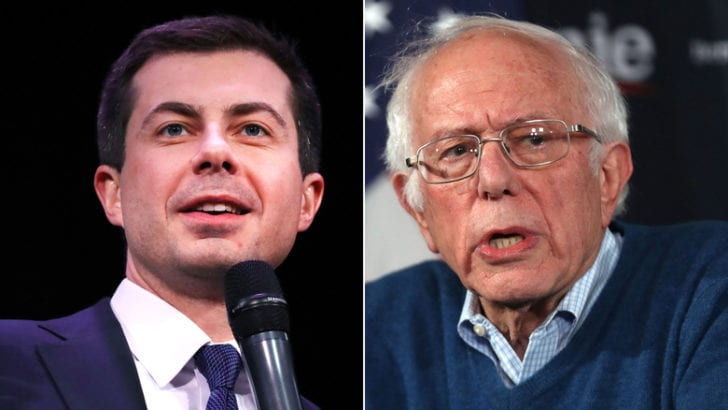 How do Bernie & Buttigieg stand on Israel-Palestine?